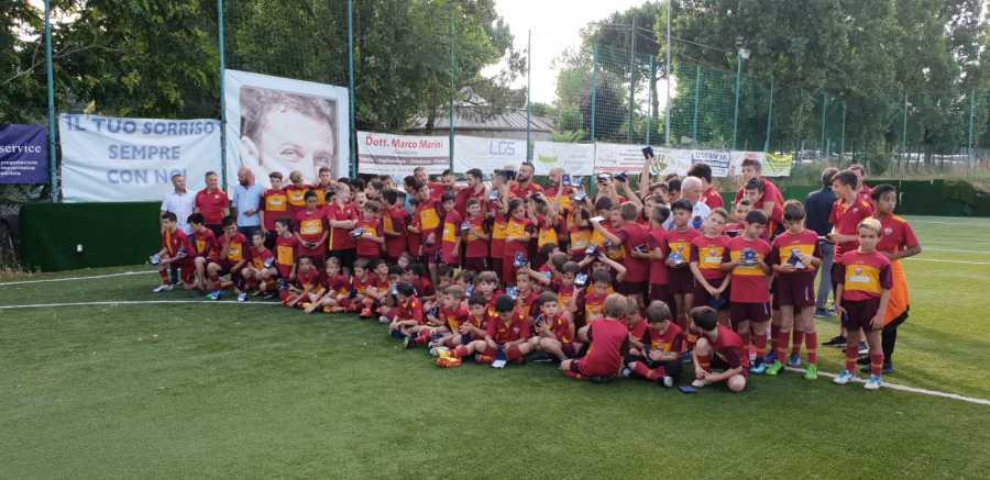 Tevere Roma Calcio Home